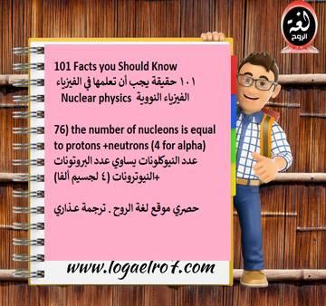 الفيزياء النووية 76