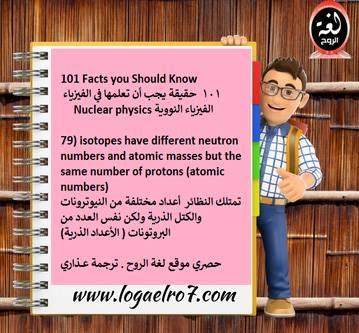 الفيزياء النووية 79