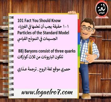 فيزياء الجسيمات 88