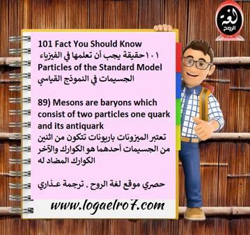 فيزياء الجسيمات 89