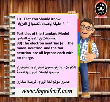 فيزياء الجسيمات 99