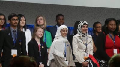 سعودية - الرابعة عالميا 0 في مسابقة انتل  للعلوم والهندسة