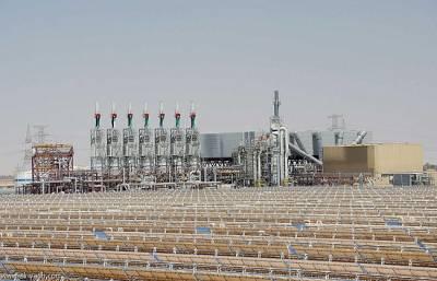 الإمارات تفتتح أكبر محطة للطاقة الشمسية في العالم