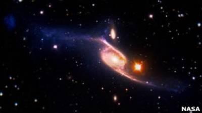 أكبر مجرة كونية تكتشف بالصدفة