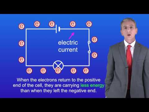 GCSE Science Physics (9-1) Current in series circuits