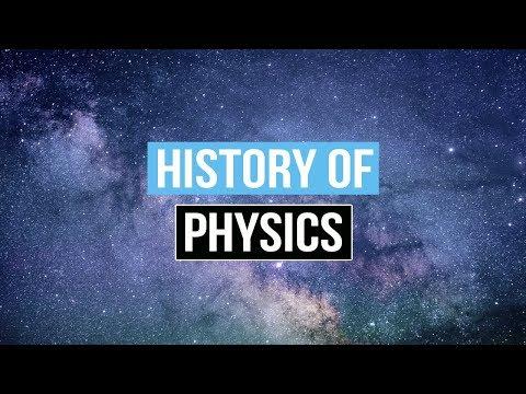 تاريخ الفيزياء وتطبيقاته The History of Physics and Its Appl..